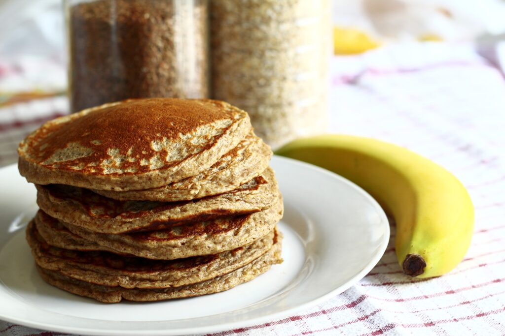 tasty oats pancakes for bodybuilding